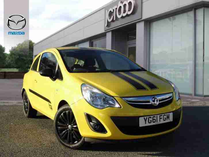 2011 vauxhall corsa 1 2 excite 3dr ac manual hatchback car for sale. Black Bedroom Furniture Sets. Home Design Ideas