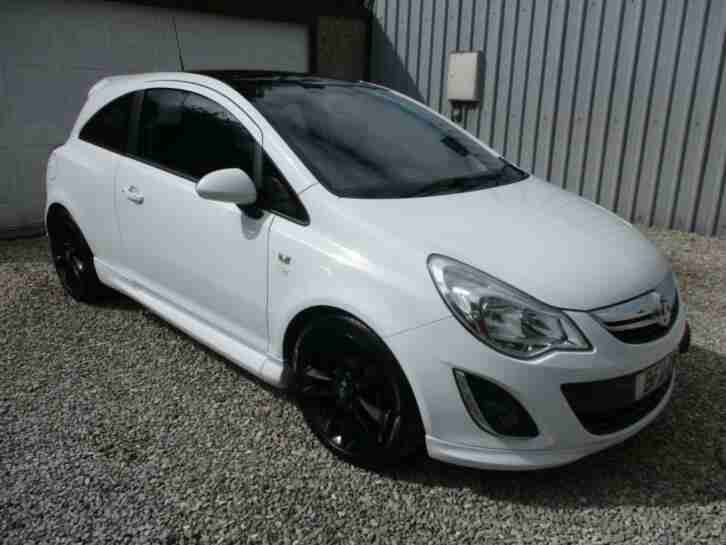 2011 Corsa 1.2i 16V Limited Edition