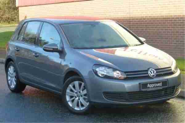 volkswagen 2011 golf 1 4 tsi match 122 ps 5 dr grey car for sale. Black Bedroom Furniture Sets. Home Design Ideas