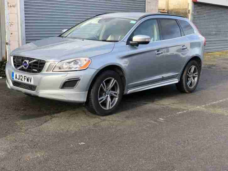 Volvo S60. Volvo car from United Kingdom