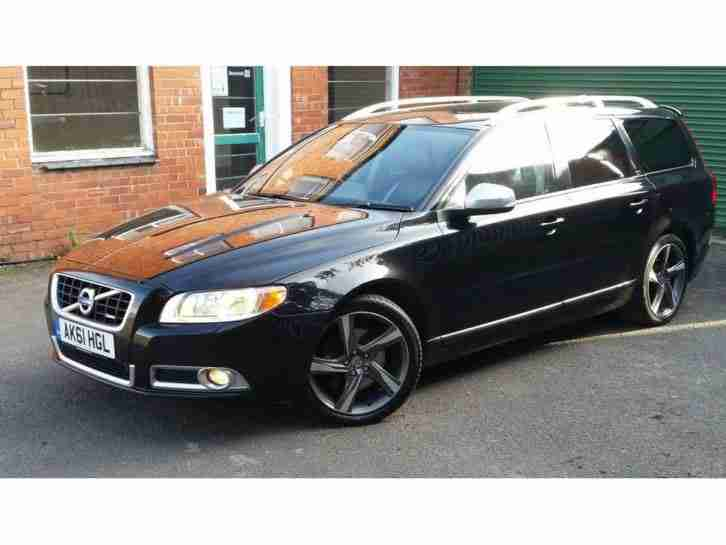 2011 Volvo V70 D3 R Design Lux 161bhp Geartronic Automatic