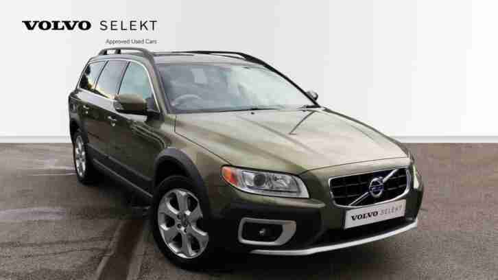 Volvo XC70. Volvo car from United Kingdom