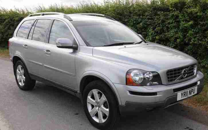 2011 Volvo XC90 2.4 D5 SE Geartronic AWD