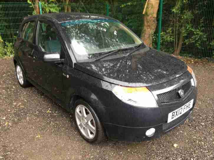 2012 12 Black Proton Savvy Style 1.2 Automatic