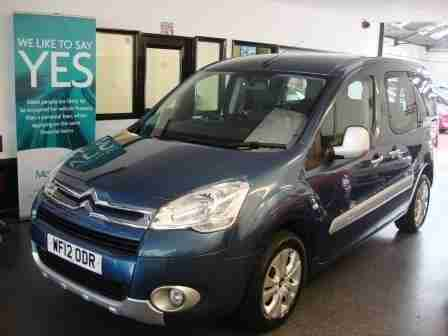 2012 12 CITROEN BERLINGO 1.6 HDI PLUS 5D 91 BHP DIESEL