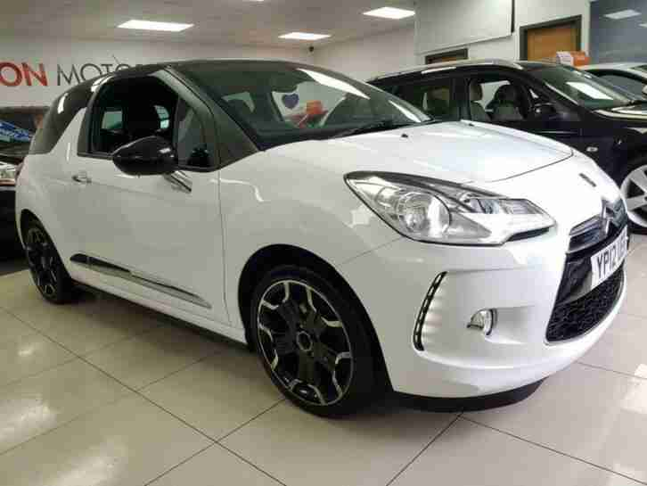 2012 12 DS3 1.6 E HDI DSTYLE PLUS