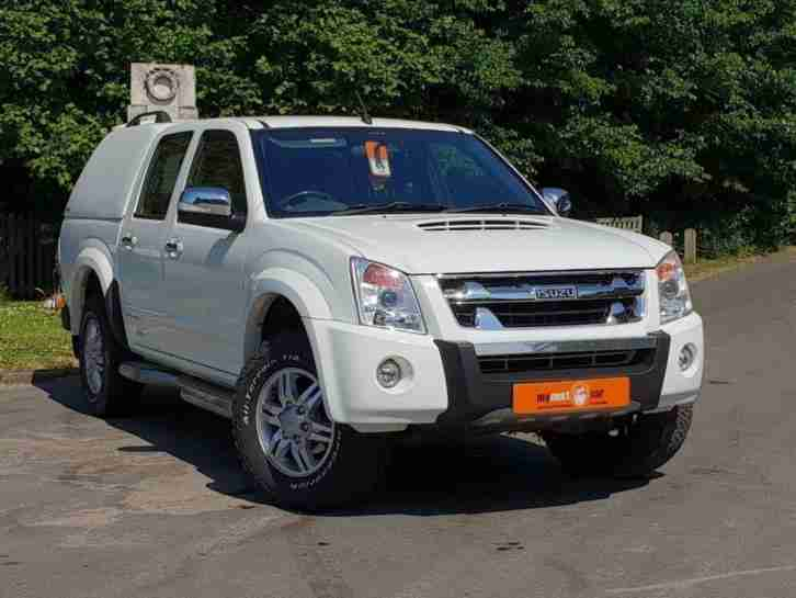 Isuzu 12. Isuzu car from United Kingdom