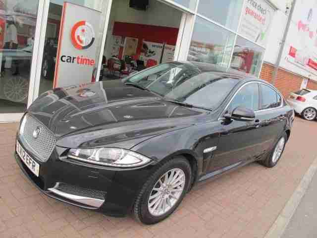 2012 12 XF 2.2 D SE BUSINESS 4D AUTO