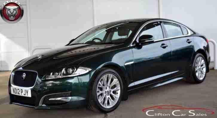 Jaguar 2012 12 XF 2.2D SPORT SALOON LE AUTO 190 BHP DIESEL ...