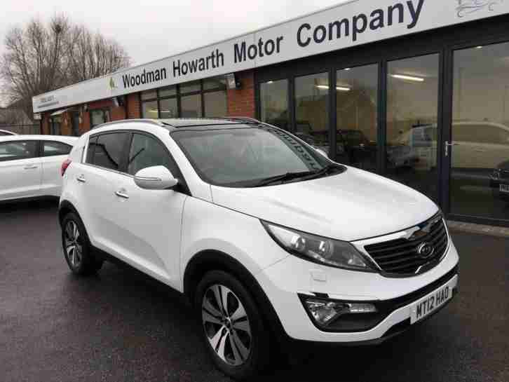 2012 12 SPORTAGE 1.7CRDi 3 MANUAL