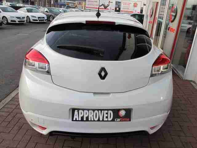 renault 2012 12 megane 1 4 monaco gp tce 3d 130 bhp car for sale. Black Bedroom Furniture Sets. Home Design Ideas
