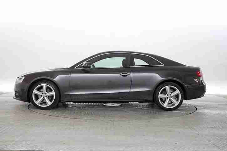 Audi 2012 12 reg a5 2 0 tdi 177 s line car for sale - 2012 audi a5 coupe for sale ...