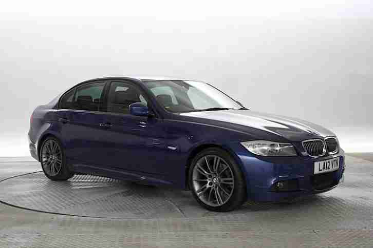 2012 (12 Reg) BMW 320D 2.0 Sport Plus Edition Le Mans Blue DIESEL AUTOMATIC