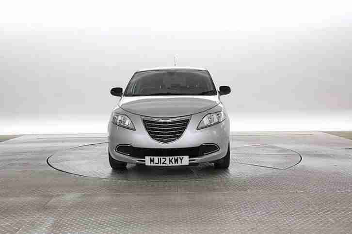 2012 (12 Reg) Chrysler Ypsilon 1.2 SE Silver 5 STANDARD PETROL MANUAL