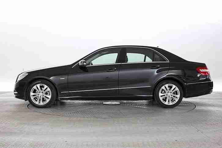 2012 (12 Reg) Mercedes E220 2.2 CDi BlueEFF Executive S