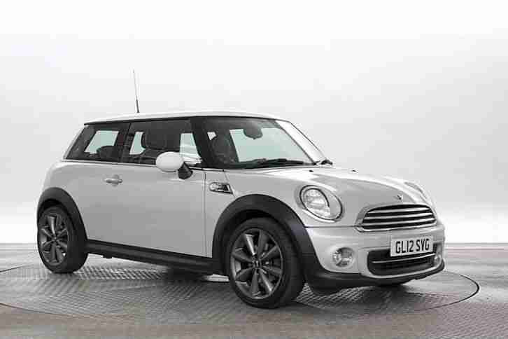 2012 (12 Reg) Mini Hatch 1.6 Cooper London 2012 Edition