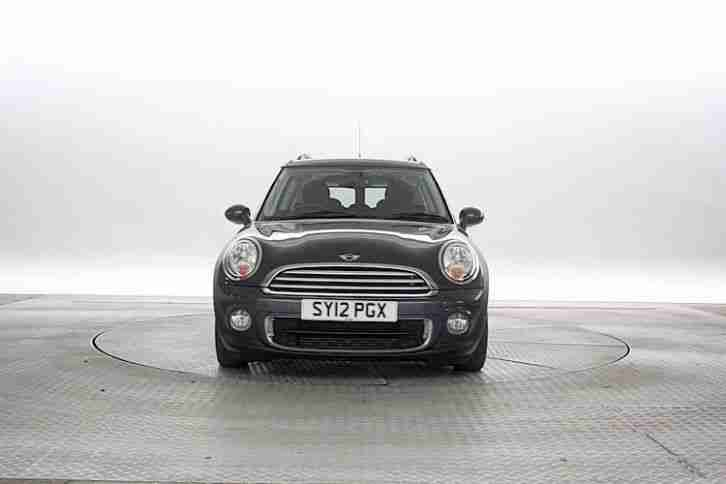 2012 (12 Reg) Mini One 1.6 D Clubman