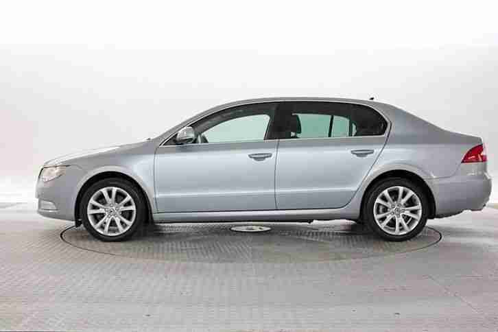 2012 (12 Reg) Skoda Superb 2.0 TDi CR 170 SE Plus