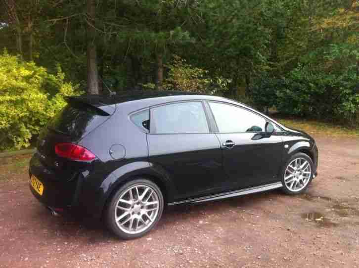seat 2012 12 leon 2 0tdi 170ps supercopa fr cr td black car for sale. Black Bedroom Furniture Sets. Home Design Ideas