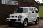 2012 12 Jimny 1.3 SZ4 3 Door Blue