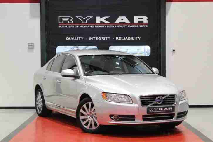 2012 (61) Volvo S80 2.0 D3 SE Geartronic 4dr (start stop)