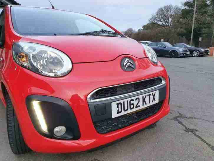 2012 62 CITROEN C1 1.0 VTR PLUS 3D 67 BHP,44.000 MILES,ALLOY WHEELS,£0 ROAD TAX.