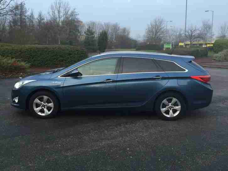 2012 62 HYUNDAI I40 STYLE BLUE DRIVE CRDI VERY NICE CAR DAMAGED SALVAGE BARGAIN