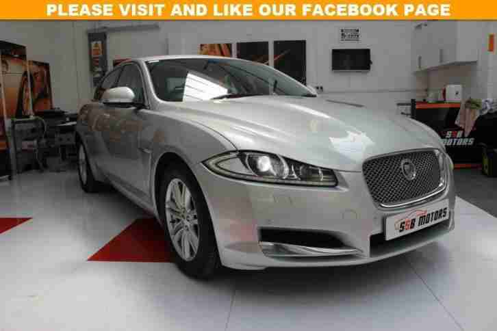 2012 62 XF 2012 62 REG 2.2 D LUXURY 4D
