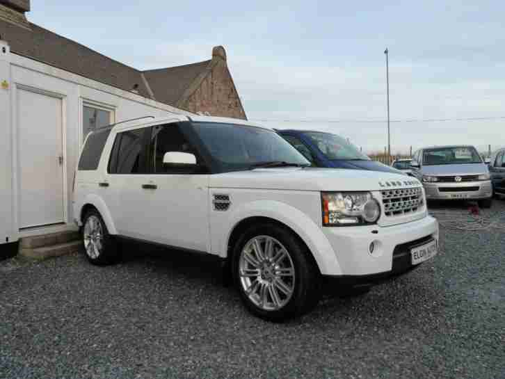 2012 62 Land Rover Discovery 4 Hse 3 0 Sdv6 255 Bhp