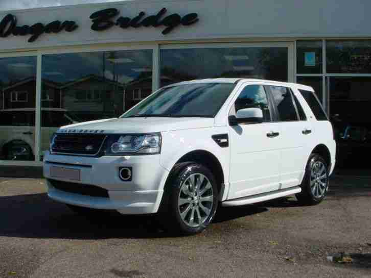 2012 62 Land Rover Freelander 2 2.2 SD4