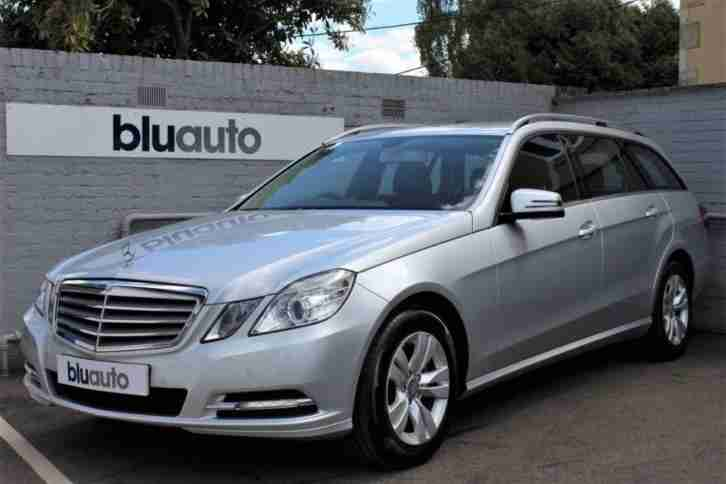 2012 62 MERCEDES BENZ E 220 2.1 CDI BLUE