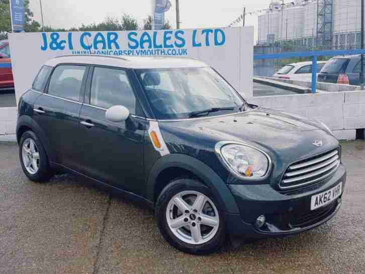 2012 62 MINI COUNTRYMAN 1.6 COOPER 5D 122 BHP