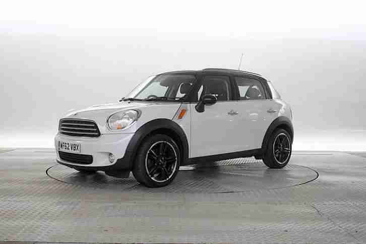 mini 2012 62 reg cooper 1 6 d countryman chili pack car for sale. Black Bedroom Furniture Sets. Home Design Ideas