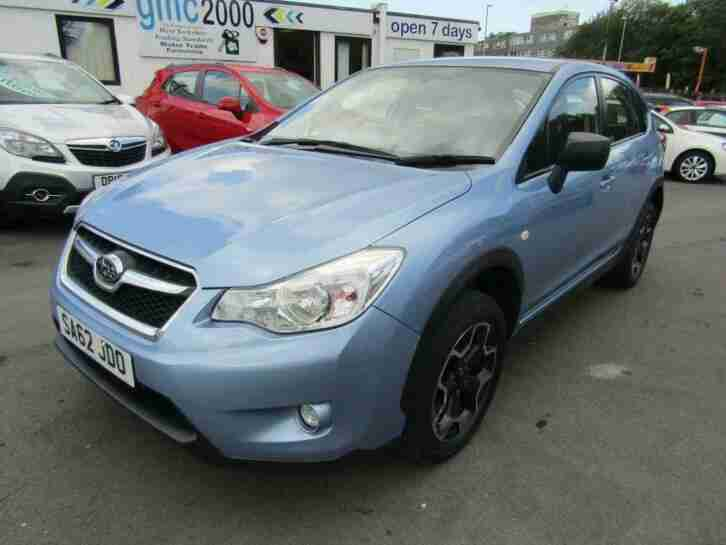 2012 62 XV 1.6I S LINEARTRONIC 4WD (S