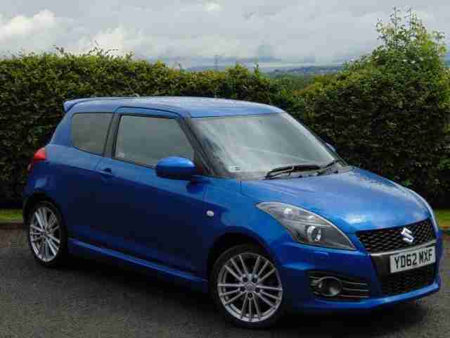 suzuki 2012 62 swift 1 6 sport 3d car for sale. Black Bedroom Furniture Sets. Home Design Ideas