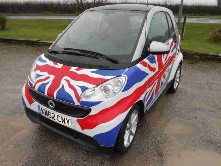2012 '62' ForTwo special edition 1.0