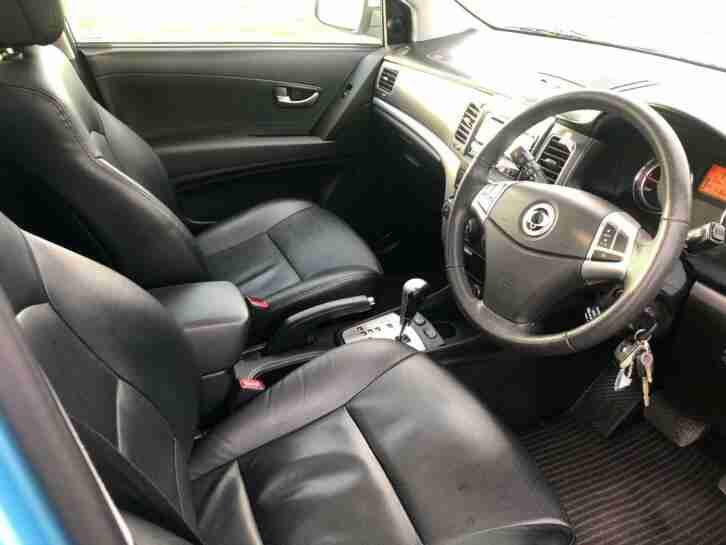Ssangyong Leather