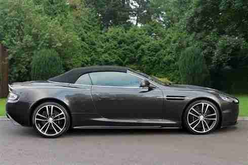 aston martin 2012 dbs v12 volante carbon edition just 10000 miles 1. Black Bedroom Furniture Sets. Home Design Ideas