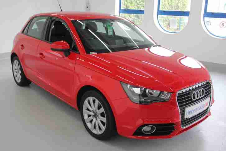Audi A1. Audi car from United Kingdom
