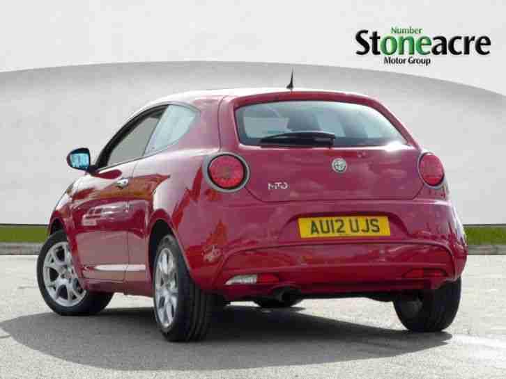 alfa romeo 2012 mito 1 4 16v sprint hatchback 3dr petrol. Black Bedroom Furniture Sets. Home Design Ideas