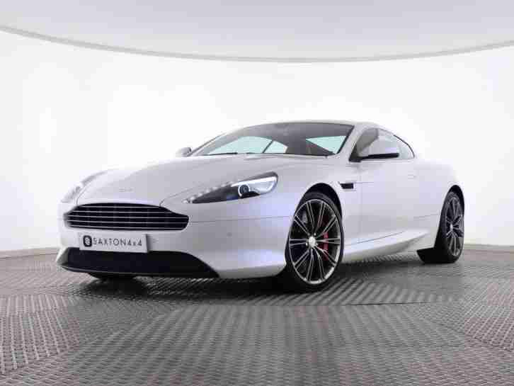 2012 DB9 5.9 Coupe (2+2)