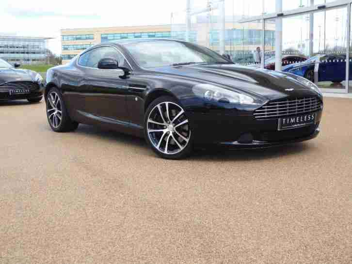 2012 DB9 6.0 Touchtronic 2dr