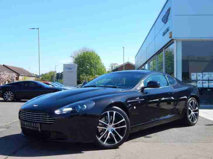 2012 DB9 V12 2dr Touchtronic
