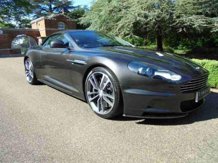 aston martin 2012 dbs v12 2dr volante touchtronic automatic petrol. Black Bedroom Furniture Sets. Home Design Ideas