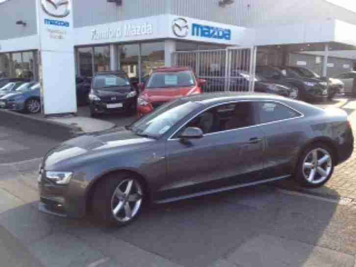 Audi 2012 a5 coupe s line tdi diesel manual car for sale - 2012 audi a5 coupe for sale ...