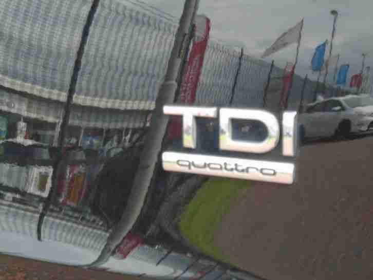 2012 Audi Q5 2.0 TDI Quattro SE 5dr [Start Stop] Diesel Black Manual