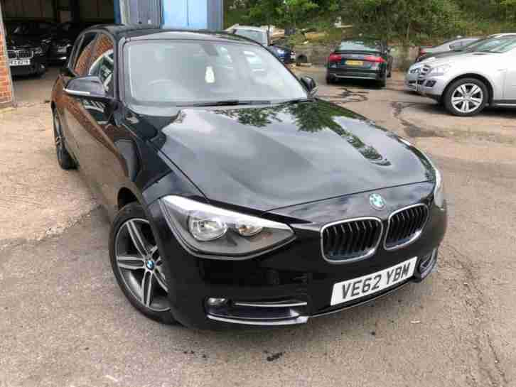 2012 BMW 1 Series 2.0 116d Sport 5dr