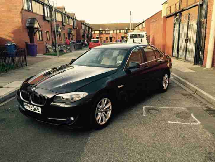 Bmw 5 Series 520d F10 Dynamics Damaged Salvage Starts Drives Very Easy Fix