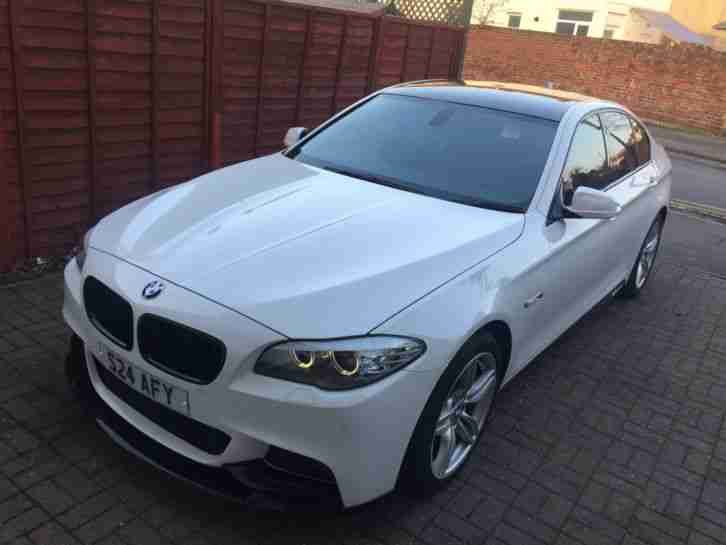 2012 BMW 520D M Sport, M Performance Pack