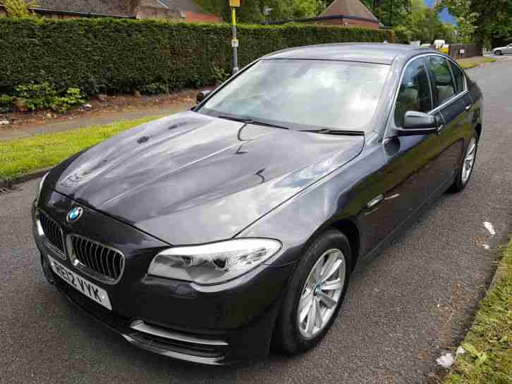 2012 BMW 520D SE FACE LIFT 63000 MILES IN IMMACULATE CONDITION